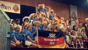 Deutsche Meister 2015 Kinder